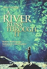 Used DVD A River Runs Through It
