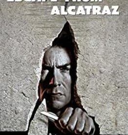 Used DVD Escape From Alcatraz