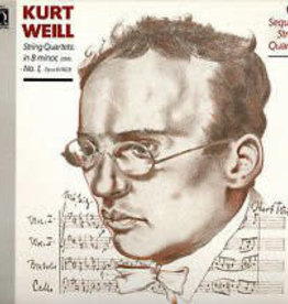 Used Vinyl Kurt Weill- String Quartets in B Minor, No. 1 (Sealed)