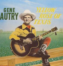 Used Vinyl Gene Autry- Yellow Rose Of Texas (Pic Disc)(German)