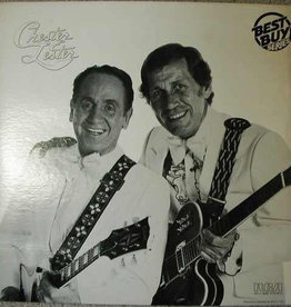 Used Vinyl Chester Lester- Chet Atkins And Les Paul