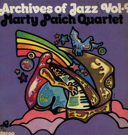 Used Vinyl Marty Paich Quartet- Archives of Jazz Vol. 9