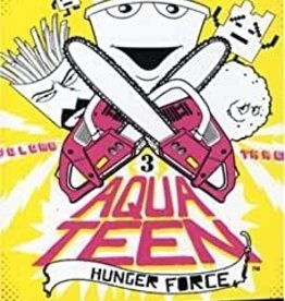 Used DVD Aqua Teen Hunger Force Volume 3