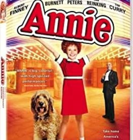 Used DVD Annie (1981)