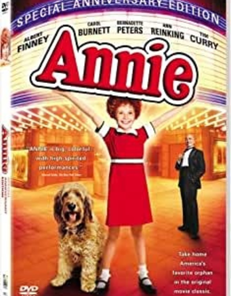 Used DVD Annie (1981)