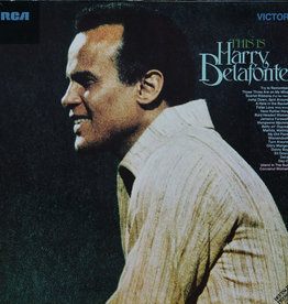 Used Vinyl Harry Belafonte- This Is Harry Belafonte (Sealed)