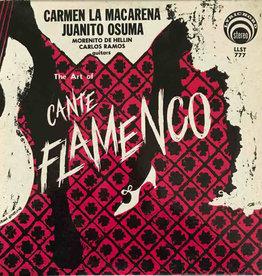 Used Vinyl Carmen La Macarena- The Art Of Cante Flamenco