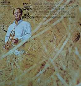 Used Vinyl Jack Sheldon- The Warm World Of Jack Sheldon