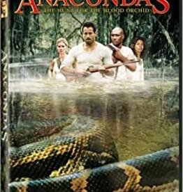 Used DVD Anacondas The Hunt For The Blood Orchid