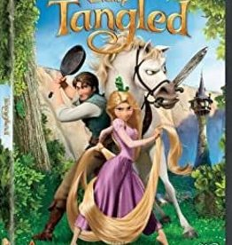 Used DVD Tangled