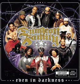 Used Vinyl Dungeon Family- Even In Darkness (Reissue)
