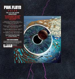 Used Vinyl Pink Floyd- Pulse (2018 Reissue)(4xLP)