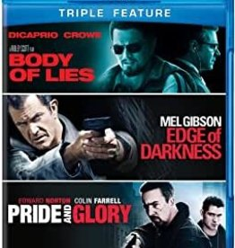 Used BluRay Body Of Lies/ Edge Of Darkness/ Pride And Glory