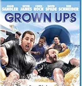Used BluRay Grown Ups