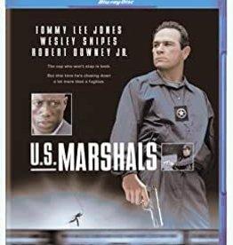 Used BluRay U.S. Marshals