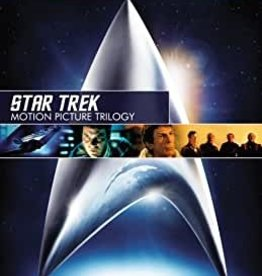Used BluRay Star Trek Motion Picture Trilogy