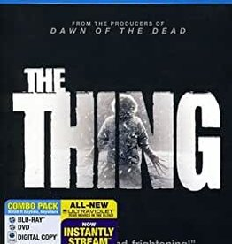 Used BluRay The Thing