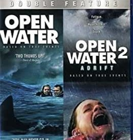 Used BluRay Open Water/ Open Water 2