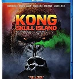 Used BluRay Kong: Skull Island