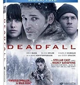 Used BluRay Dead Fall