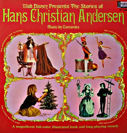 Used Vinyl Walt Disney's The Stories Of Hans Christian Andersen (1967 Sealed)