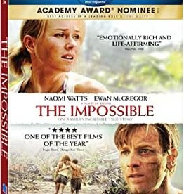 Used BluRay The Impossible