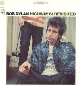 Used CD Bob Dylan- Highway 61 Revisited (24k Gold Disc)