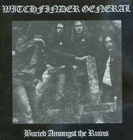 Used CD Witchfinder General- Buried Amongst The Ruins