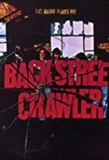 Used CD Back Street Crawler- The Band Plays On