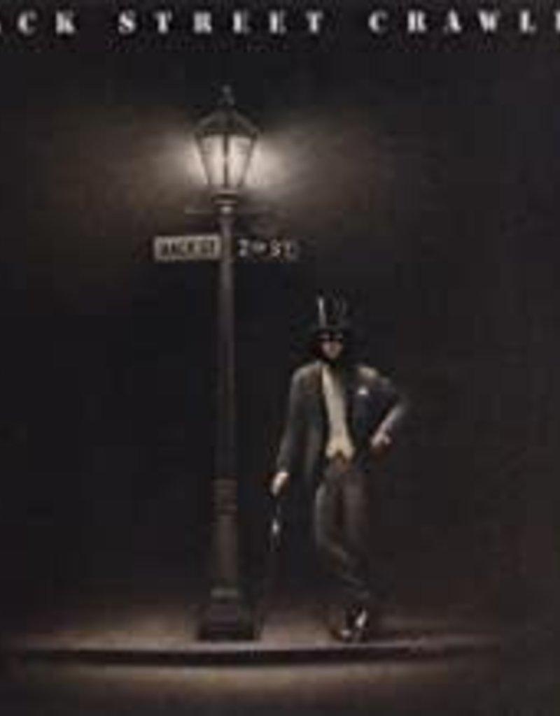 Used CD Back Street Crawler- 2nd Street