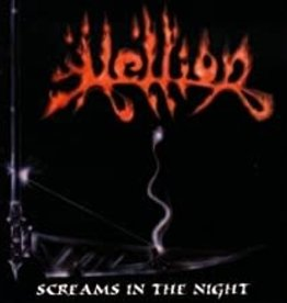 Used CD Hellion- Screams In The Night (Signed/Numbered)