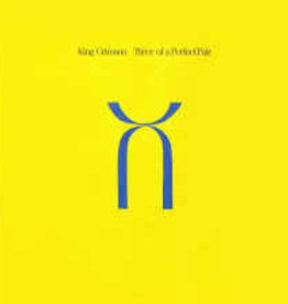 Used CD King Crimson- Three Of A Perfect Pair (HDCD Import)