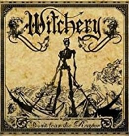 Used CD Witchery- Don't Fear The Reaper