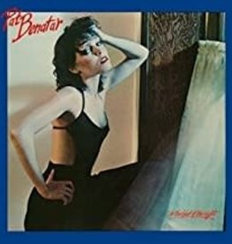 Used CD Pat Benatar- In The Heat Of The Night (24k Gold Disc)