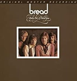 Used CD Bread- Baby I'm-a Want You (MoFi)