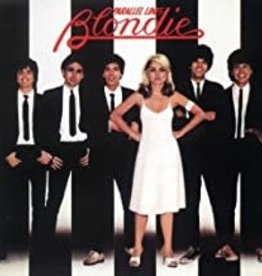 Used CD Blondie- Parallel Lines (24k Gold Disc)
