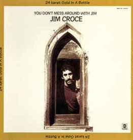 Used CD Jim Croce- You Don't Mess Around With Jim (24k Gold Disc)