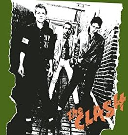 Used CD The Clash- The Clash