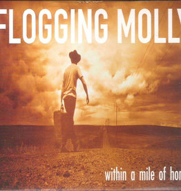 Used CD Flogging Molly- Within A Mile Of Home