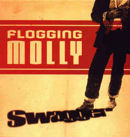 Used CD Flogging Molly- Swagger