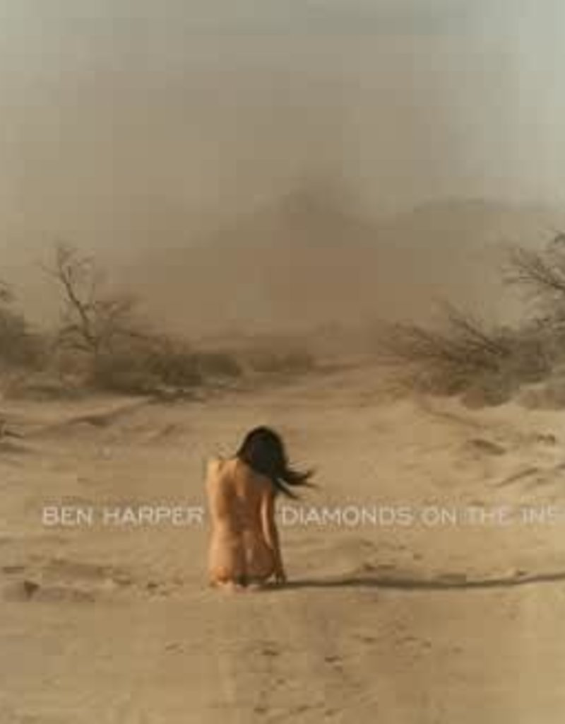 Used CD Ben Harper- Diamonds On The Inside