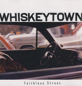 Used CD Whiskeytown (Ryan Adams)- Faithless Street