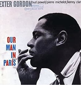 Used CD Dexter Gordon- Our Man In Paris