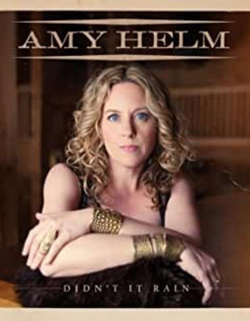 Used CD Amy Helm- Didn't It Rain