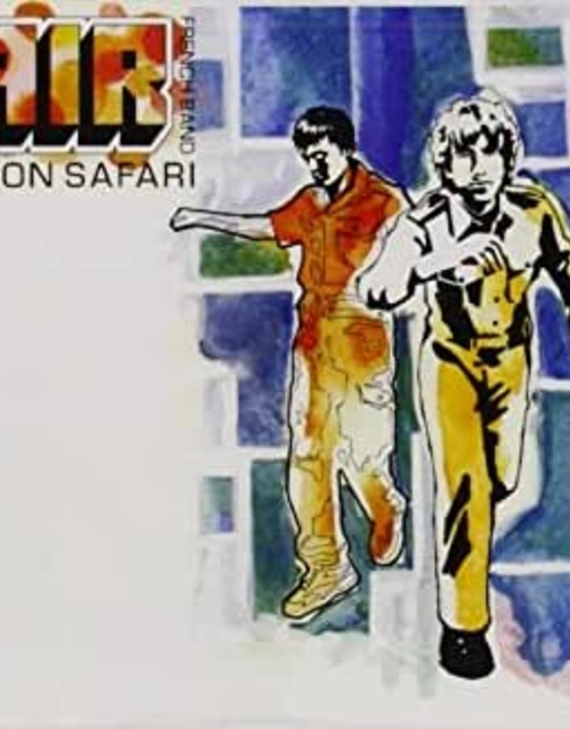 Used CD Air- Moon Safari