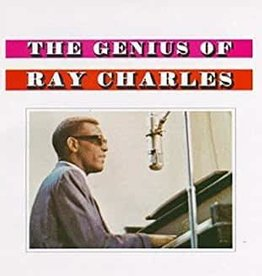 Used CD Ray Charles- The Genius Of Ray Charles
