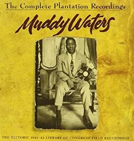 Used CD Muddy Waters- The Complete Plantation Recordings