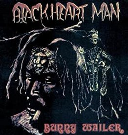 Used CD Bunny Wailer- Blackheart Man