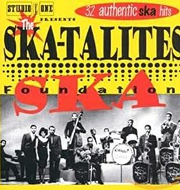 Used CD The Skatalites- Foundation Ska