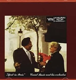 Used CD Count Basie- April In Paris